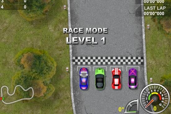Drifting Games!