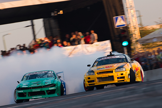 NEWS: 2015 Extreme Drift Allstars Series Schedule Announced