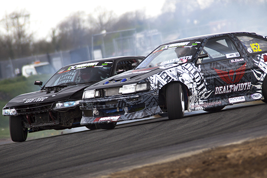 EVENT: Irish Drift Championship 2015: Mondello Park R1
