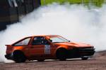 LIVE: British Drift Championship 2015 - Lydden Hill R1