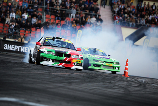 GALLERY: Velcom Belarus Drift Championship R1: Pinsk