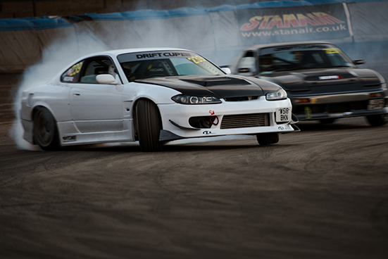 GALLERY: Driftcup 2015 Round One: Norfolk Arena