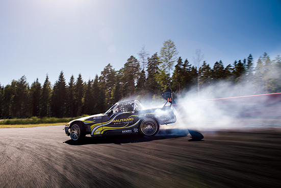 EVENT: Extreme Drift Allstars 2015: The Swedish Drift GP R2