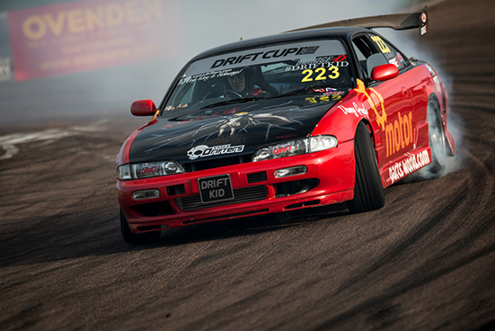 FEATURE: Climbing The Drift Ladder