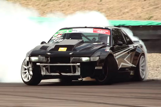 VIDEO: Italian Drifting Championship Round One