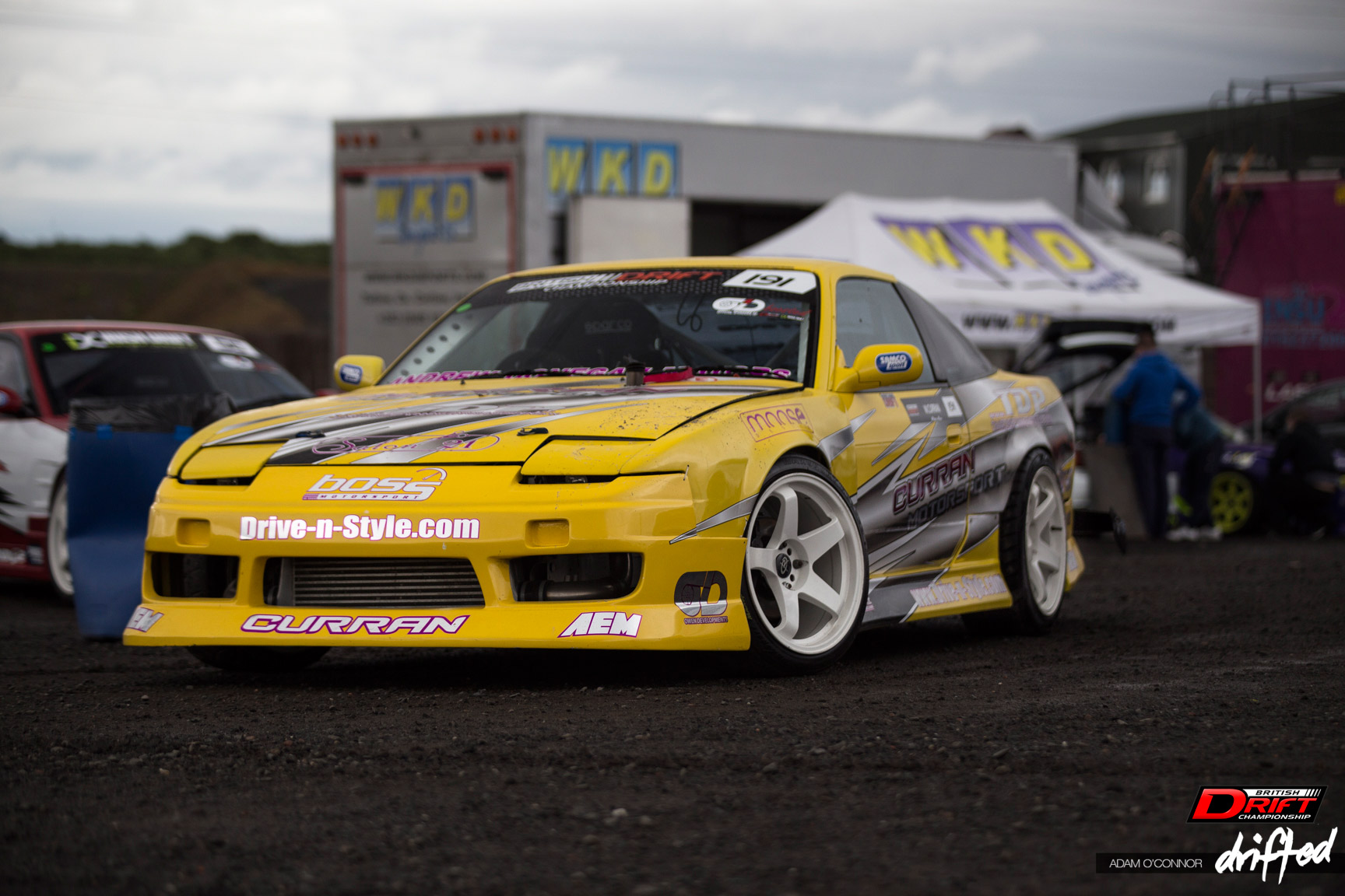 Snapshot Nissan Drift Car Drifted Com