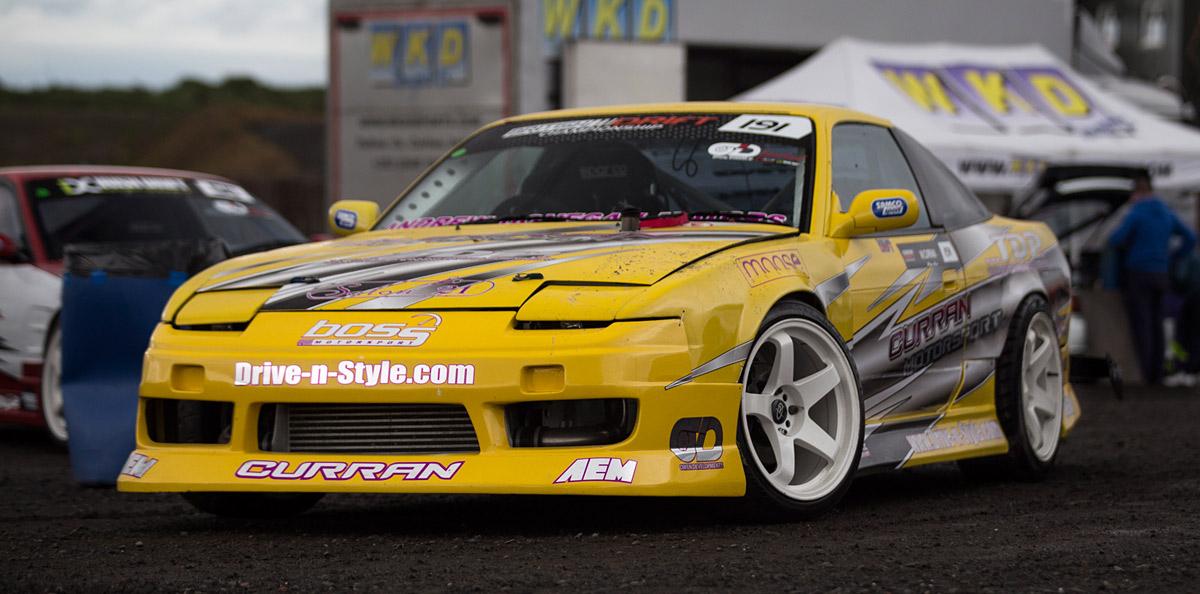 Nissan 180sx rps13