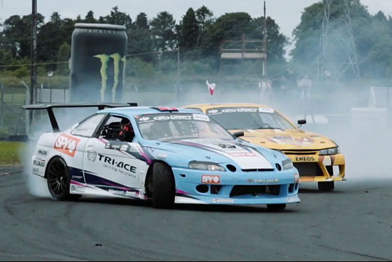 DRIFTING VIDEO: Global Warfare 3 – Mondello Park