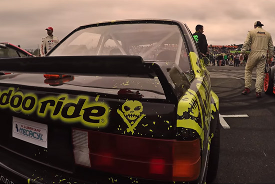 DRIFTING VIDEO: FDC Tours Speedway 2016