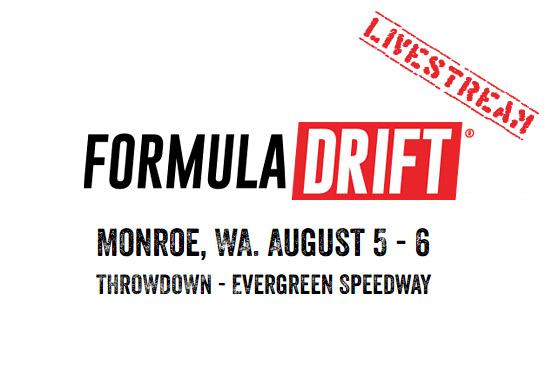 LIVE: Formula DRIFT – Round 6 – Throwdown!