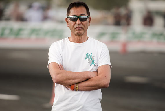 Keiichi Tsuchiya Drifting Grandfather: From Hashiriya to Hero