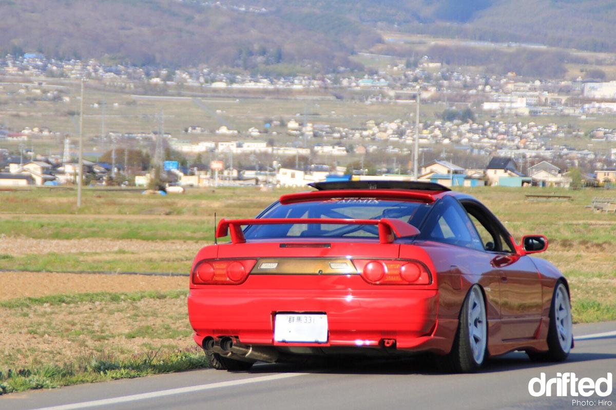 Drift Car Nissan 180sx Master Class Drifted Com