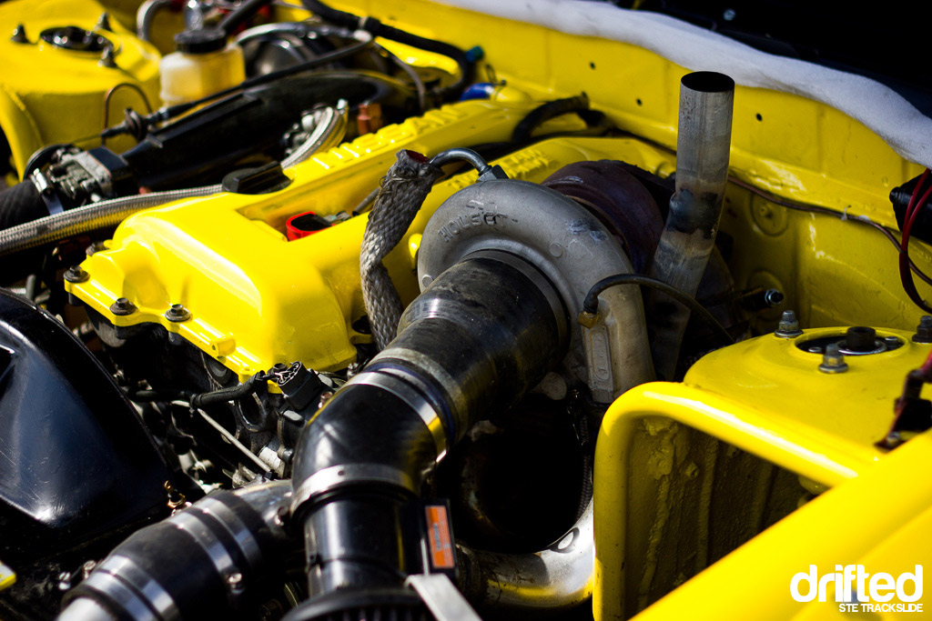 sr20det tuning turbo charger