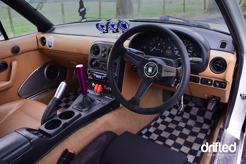 mx5 miata turbo interior