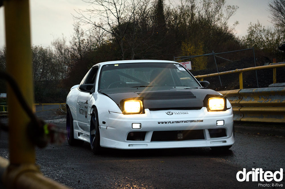 Nissan 180sx Front