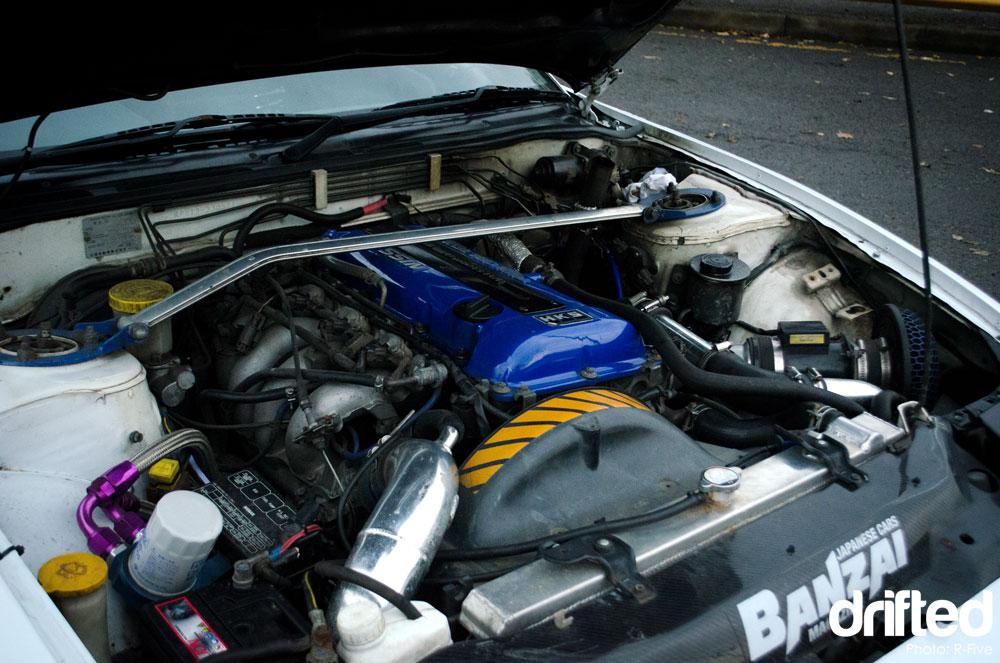 Nissan 180sx SR20det