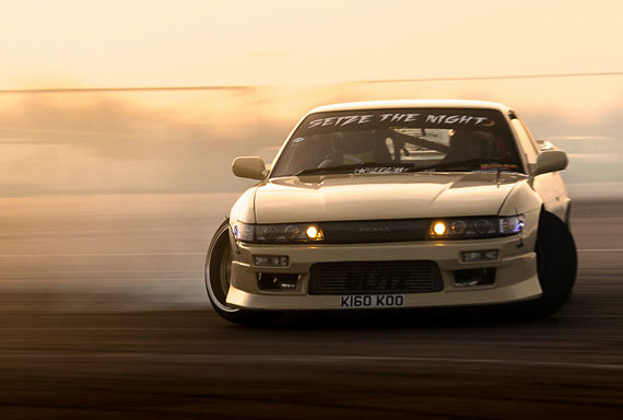 DRIFTING EVENT: Realise The Fun at Rockingham Speedway