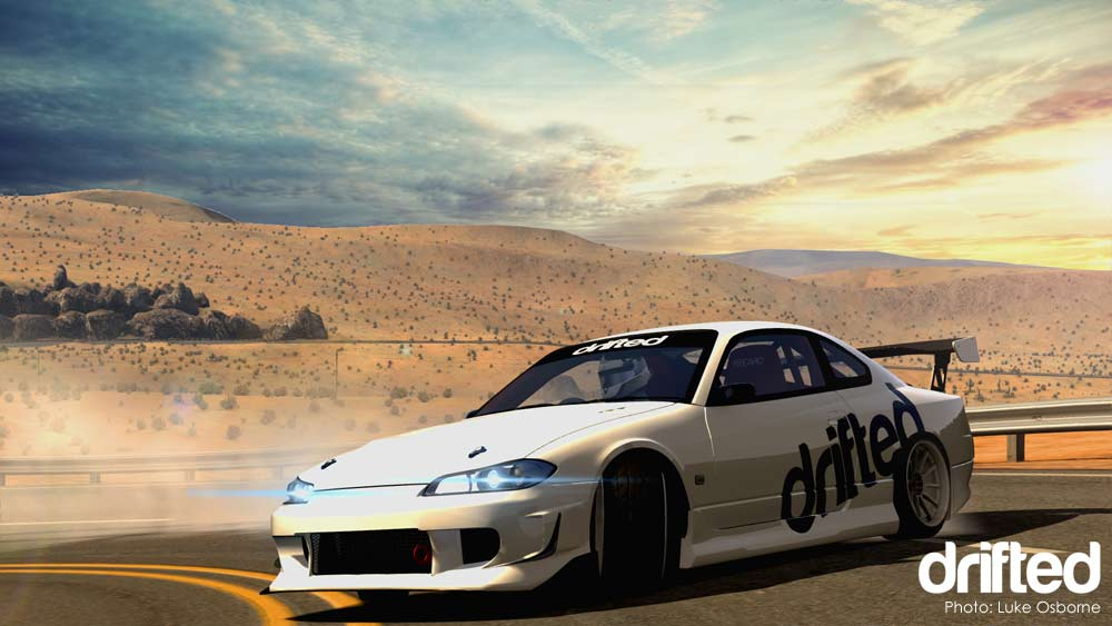 nissan silvia by drifted