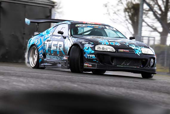 EVENT: Irish Amateur Drift Championship Round 3