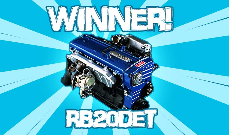 rb20det vs sr20det rb20 wins