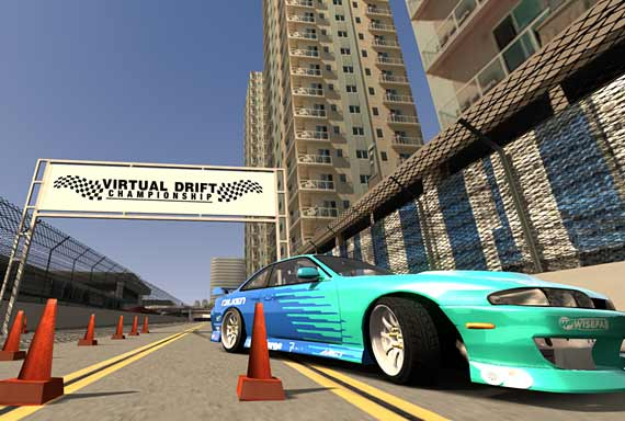 NEWS: Introducing the Virtual Drift Championship!