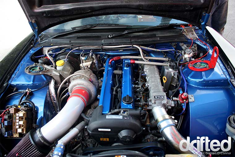 The 1JZ-GTE was produced by the Toyota Motor Corporation and had it's debut in the 1991 Soarer GT. For this flagship engine Toyota opted for a turbo charged ...