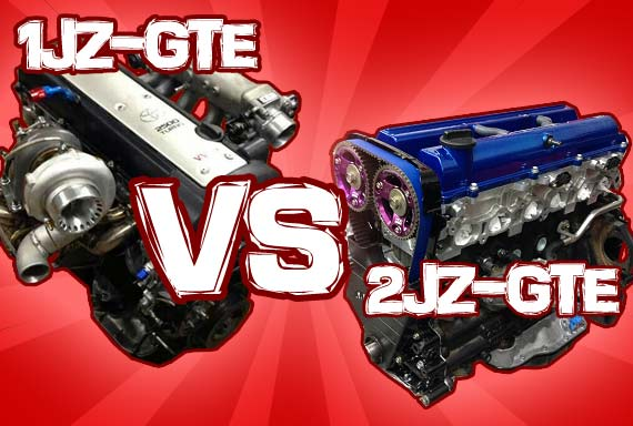 1JZ Vs 2JZ – Which Is Best? Let's Find Out!