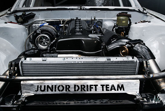 FEATURE: Piotr's 2JZ Silvia PS13 – Part 1