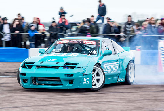 "EVENT: Drift Cup Round One Rockingham – ""The next step"""