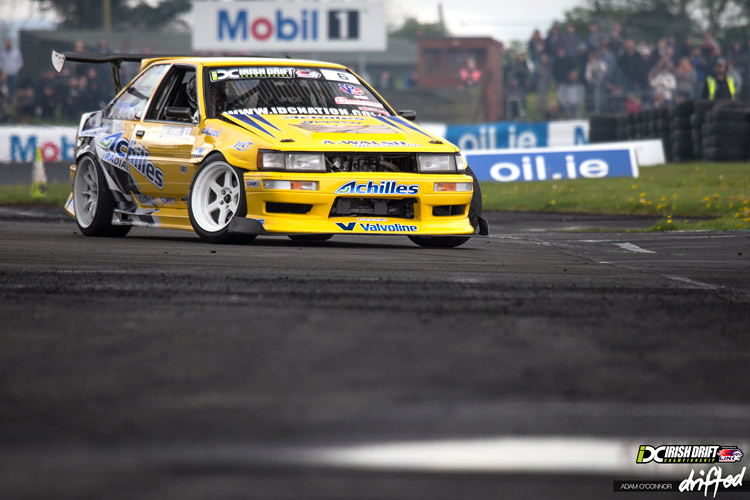 ae86-irish-drift-championship