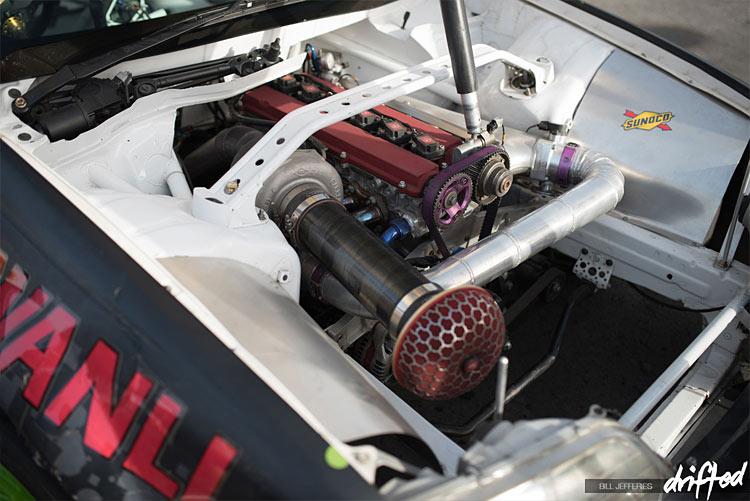 daigo-saito-jzx100-2jz-engine-bay