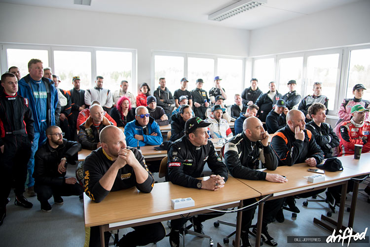 driver-briefing