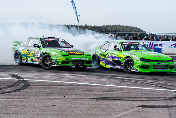 EVENT: Viva La Evolution – British Drift Championship Round One, Rockingham