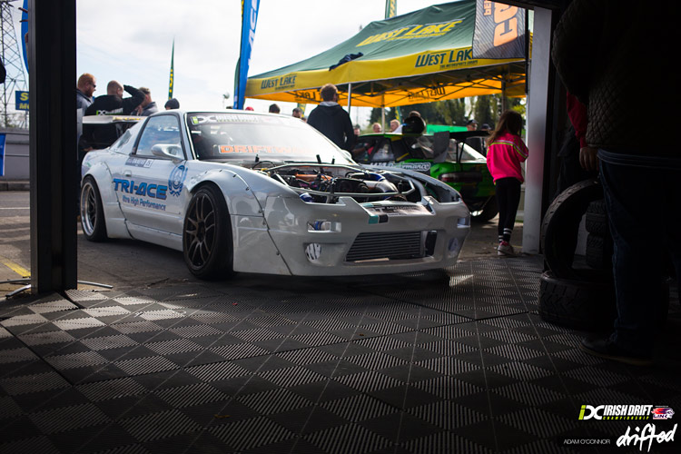 rocket-bunny-s13-garage-irish-drift-championship