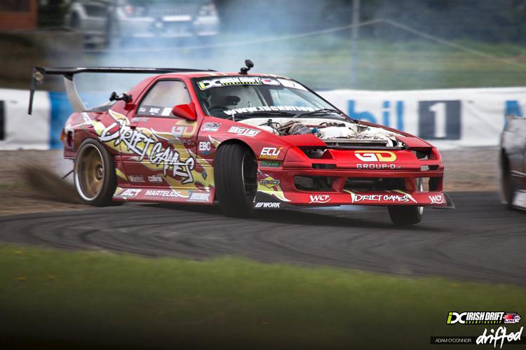 rx7-fc-irish-drift-championship