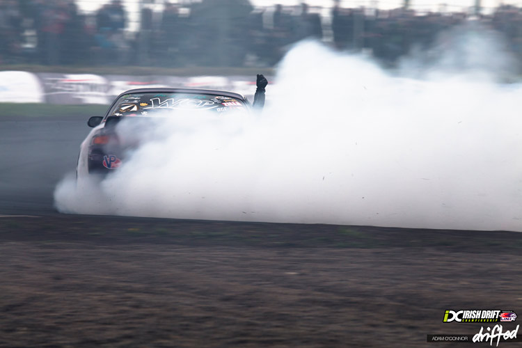 silvia-s14-irish-drift-championship