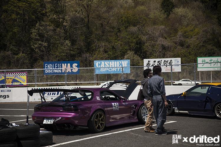 Drifted- Black Mark Day, Japan