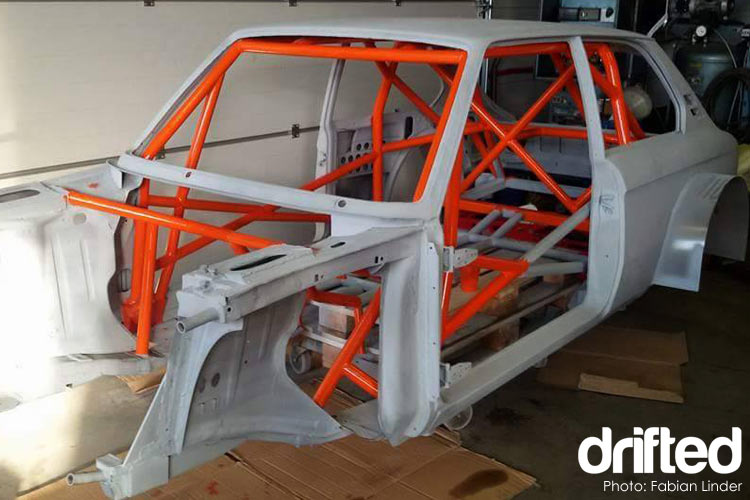 bmw 2002 roll cage