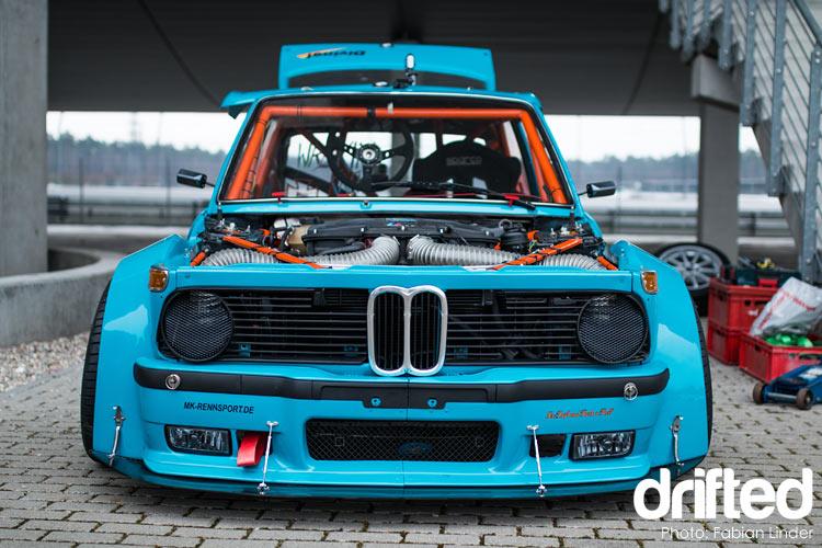 bmw 2002 bumper