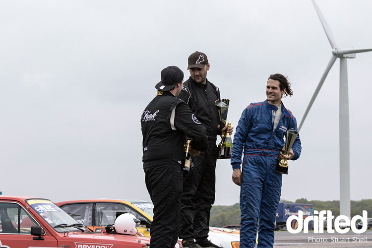 retro drift championship round one winners