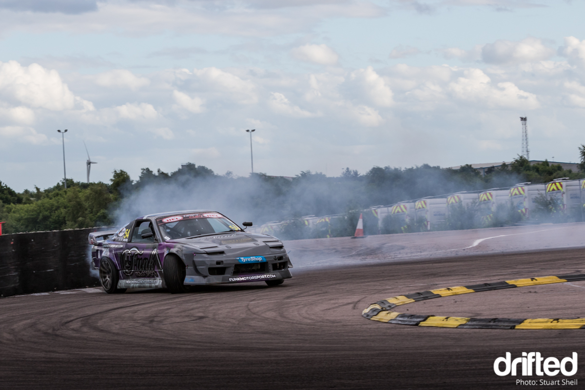 twin drift battle
