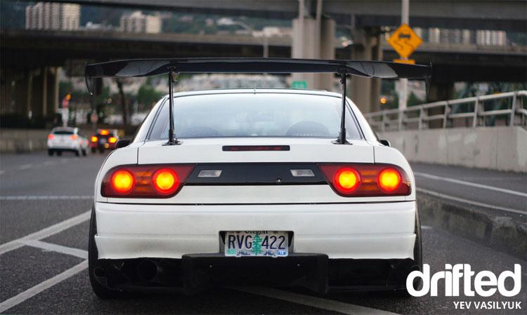 s13 rear