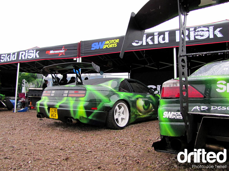 nissan 300zx drift