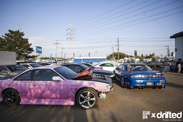 Nissan Silvias