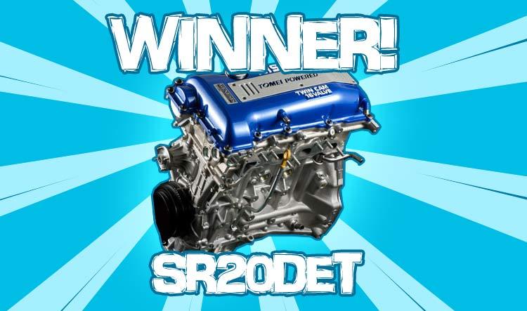 CA18DET vs SR20DETgte winner image