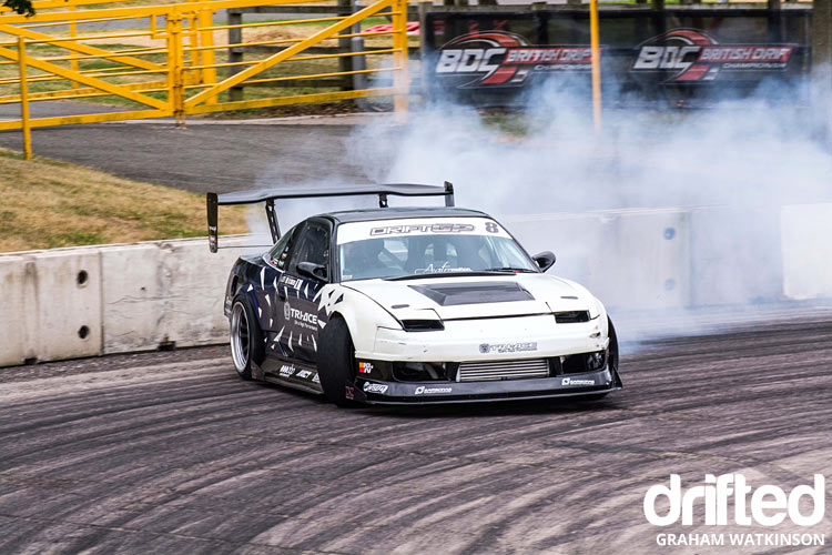 s13 hatch drift