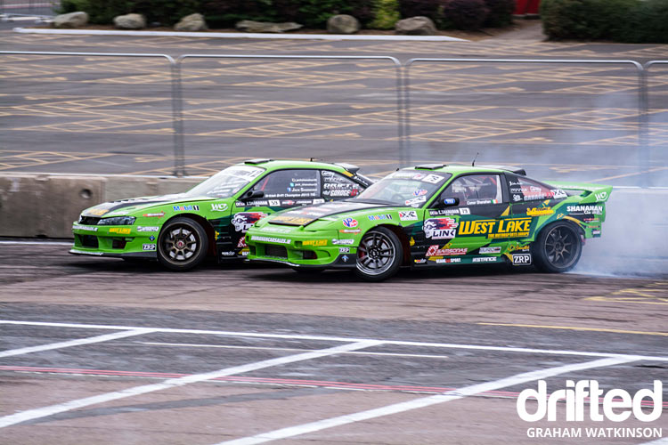 s13 vs s14 twin drift