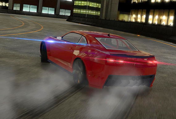 New Free Drifting Game – Burnout Drift! | Drifted com