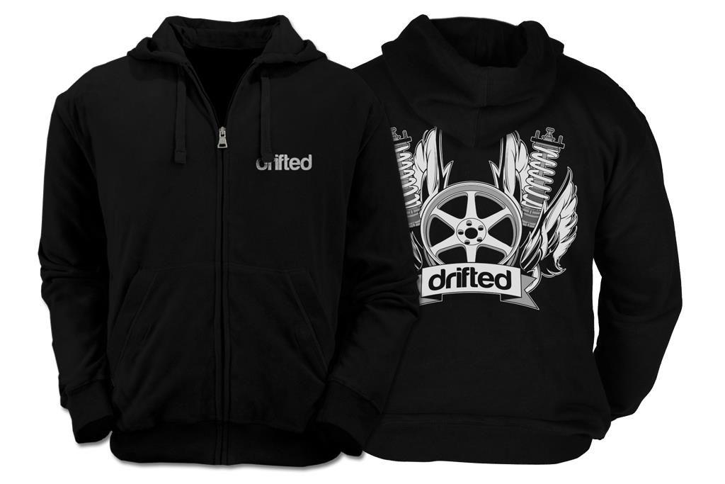 drifted hoodie