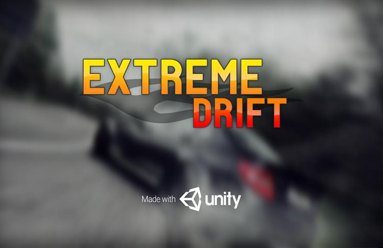 extreme drift game screenshot 1
